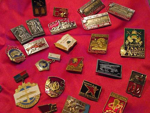 Russian? Badges help