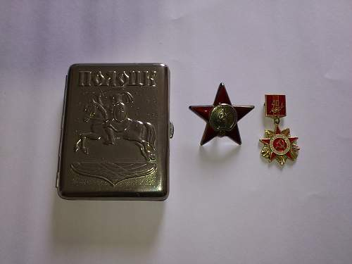 Needing some help identifying medal/badge
