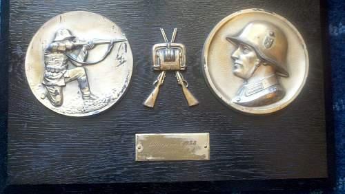 WW2 Shooting Award