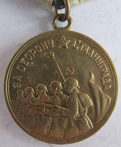Good or Bad Stalingrad and Berlin medals? Opinions please
