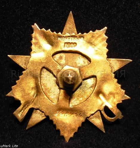 Order Of The Great Patriotic War - First Class