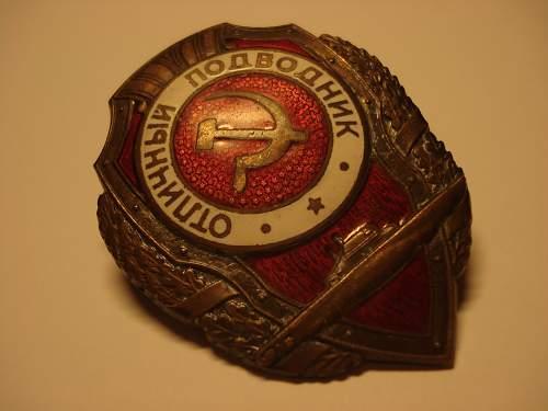 Excellent badge. Original or fake?