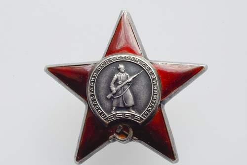 Investing in Soviet medals - weighing pro's & cons.