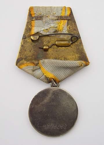 Medal for Combat Merit
