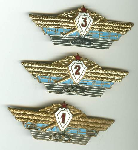 What are these badges ?