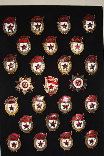 Guards Badge