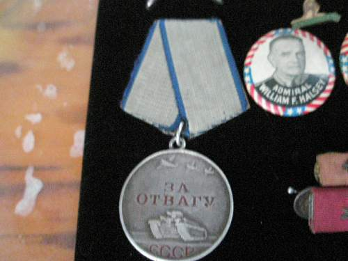 New Arrivals/Bravery Medal/Combat/Red Star Order