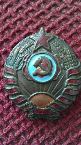 Could you please give me some information about these badges!