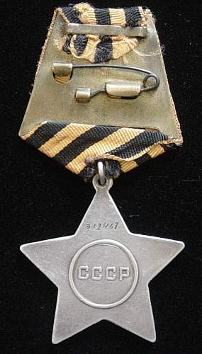 Click image for larger version.  Name:Order of Glory Third class 003.jpg Views:98 Size:137.4 KB ID:42121