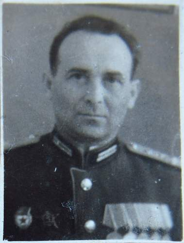 Click image for larger version.  Name:Guards Lieutenant Colonel of the Medical Service Mikhail Maksimovich Porokhnya 1.JPG Views:45 Size:156.3 KB ID:451356