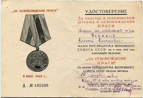 Click image for larger version.  Name:Novikov Liberation of Prague.jpg Views:69 Size:328.1 KB ID:499417