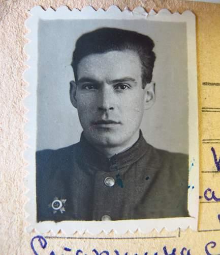 Click image for larger version.  Name:Guards Junior Lieutenant of the Medical Service Aleksei Alekseyevich Novikov 2.jpg Views:145 Size:306.2 KB ID:525118