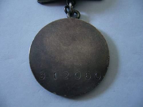 Click image for larger version.  Name:Médaille de la valeur 6.JPG Views:64 Size:90.4 KB ID:53549