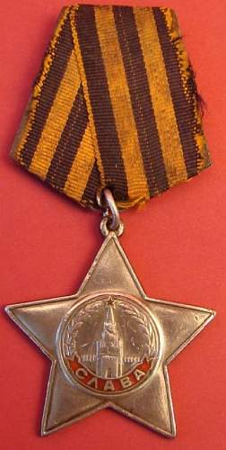 Order of Glory #333286