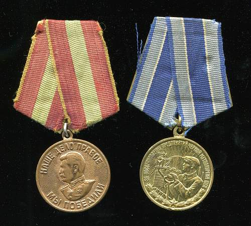Click image for larger version.  Name:Rud' medals.jpg Views:36 Size:327.1 KB ID:583267