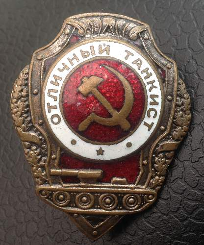 Click image for larger version.  Name:Excellent Tankist badge 2.jpg Views:114 Size:221.8 KB ID:596397