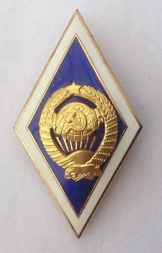 Click image for larger version.  Name:University graduate badge.jpg Views:52 Size:103.0 KB ID:600244