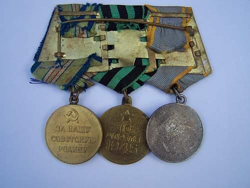 Click image for larger version.  Name:Soviet awards, Nov2013 002.jpg Views:78 Size:325.9 KB ID:600253