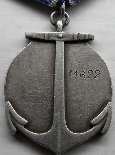 Ushakov medal