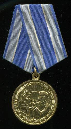 Click image for larger version.  Name:Aleksandra Efimiovna Meshkova medal.jpg Views:8 Size:314.2 KB ID:604580