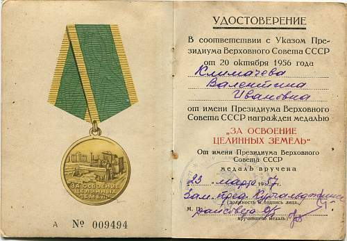 Click image for larger version.  Name:Valentina Ivanovna Klimacheva.jpg Views:5 Size:321.0 KB ID:694056