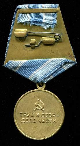 Click image for larger version.  Name:Vasiliy Moiseevich Didevich medal reverse.jpg Views:5 Size:291.0 KB ID:712789