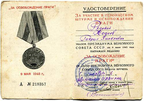 Click image for larger version.  Name:Gavril Yakovlivich Khodeev, Liberation of Pargue.jpg Views:12 Size:334.2 KB ID:759078