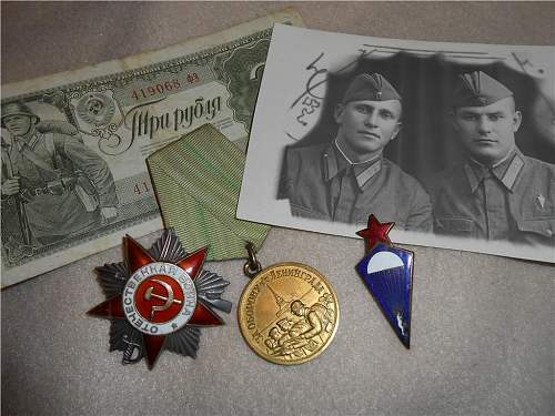 Fake or real russian ww2 medals ?