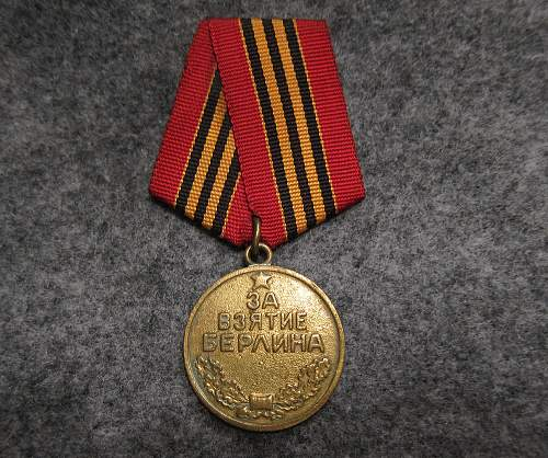 Click image for larger version.  Name:berlin_medal_1.jpg Views:53 Size:261.0 KB ID:808122