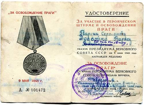 Click image for larger version.  Name:Boris Yevtikhiyevich Dodatko, Liberation of Prague.jpg Views:17 Size:334.2 KB ID:811799