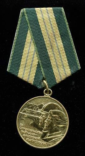 Click image for larger version.  Name:Aleksandr Viktorovich Mikhailov medal.jpg Views:19 Size:309.4 KB ID:820597