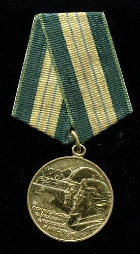 Click image for larger version.  Name:Aleksandr Viktorovich Mikhailov medal.jpg Views:11 Size:309.4 KB ID:820597