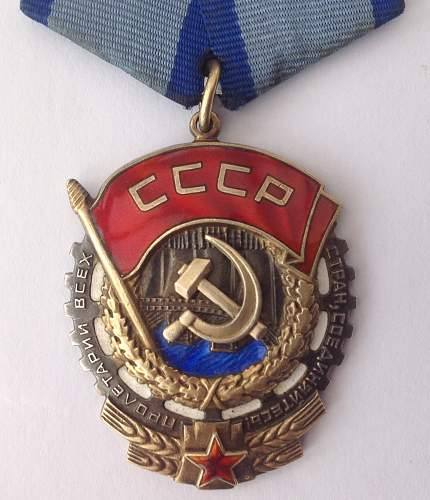 Click image for larger version.  Name:Order of the Red banner of Labour.jpg Views:143 Size:214.0 KB ID:821071
