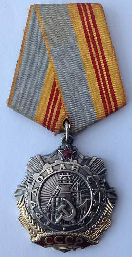 Click image for larger version.  Name:Order of Labour Glory front.jpg Views:14 Size:202.5 KB ID:822890