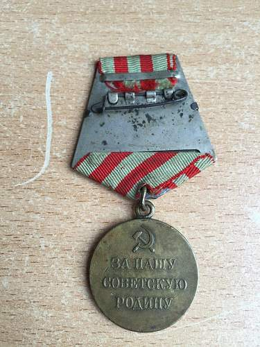 Defence of Moscow Medal