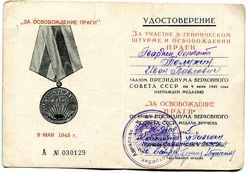 Click image for larger version.  Name:Ivan Pavlovich Polukhin, Liberation of Prague.jpg Views:14 Size:340.3 KB ID:884282