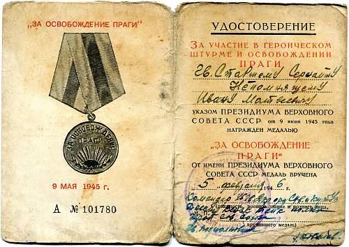 Click image for larger version.  Name:Ivan Mateevich Nepomnyashchiy, Liberation of Prague.jpg Views:26 Size:333.2 KB ID:906604
