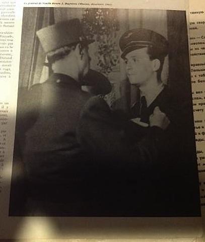 French pilot of Normandie Niemen