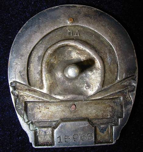 Badges For The Construction Of The Moscow (L. M. Kaganovich) Subway