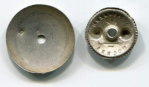 Click image for larger version.  Name:10 Years October Revolution reverse nut & washer.jpg Views:52 Size:248.5 KB ID:947471