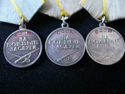 Need help with a Sovjet medal