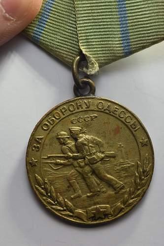 Defense of Odessa