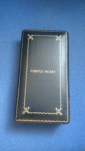 Purple Heart un named