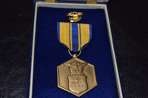 Huge Medal Find and looking for info on person/medals