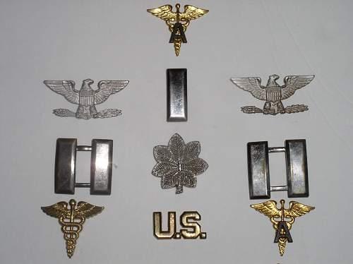 My Grandpa's Medals