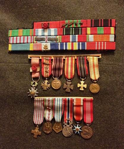 "My WW2 French Medal Collection (""in progress"" )"