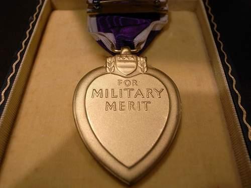 Original WW2 Purple Heart?
