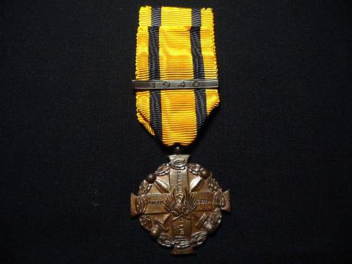 Greek Medal for Outstanding Acts