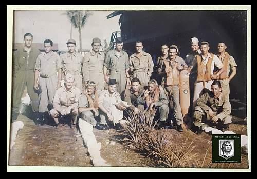 Lt Kopp - 1st Brazilian Fighter Squadron - Italian Front