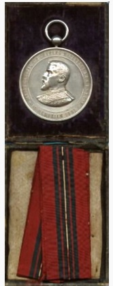 Rare awards to the Burmese Army for World War Two